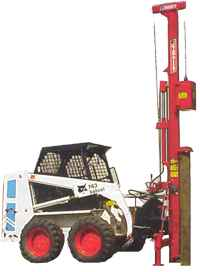 Skid Steer Mount