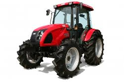 T723 No Cab or Power Shuttle TYM Tractor.