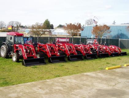 TYM Tractors & Implements